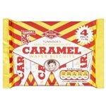 Caramel Wafers