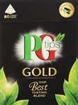 PGTips Gold - 80 bags