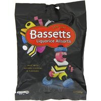 Bassetts Licorice Allsorts