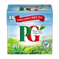 PG Tips 40 Bags