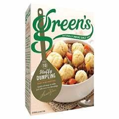 Greens Dumpling Mix