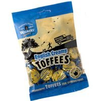 Walkers Creamy English Toffees