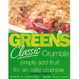 Greens Crumble topping