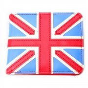 Union Jack Man's Wallet