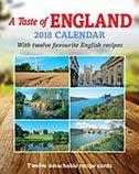 TASTE OF ENGLAND 2018 CALENDAR