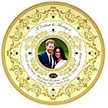 Royal Wedding 20cm Plate
