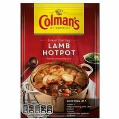 Knorr Lamb Hotpot
