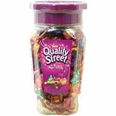 QUALITY STREET JAR - 600G