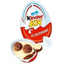 Kinder Joy Eggs with Surprise