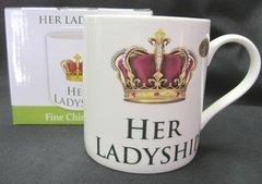 """Her Ladyship"" Mug"