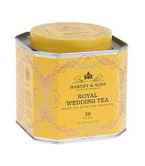 Royal Wedding Tea, 30 count bags.