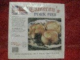 Scottish Pork Pies - box of 4
