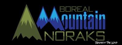 Boreal Mountain Anoraks