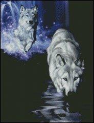 White Wolf Waterfall