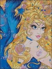 Sapphire Mermaid