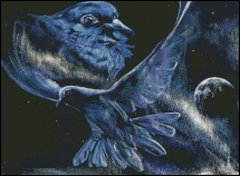Blue Doves
