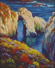 Last Light Point Lobos