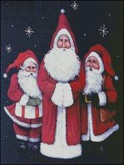 Trio of Christmas