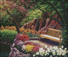 Floral Rest