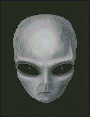 Alien Stare