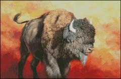 Tatonka Bison