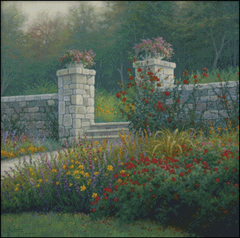 Gates of the Villa