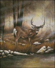 Stand Deer