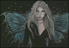 Gothic Beauty Angel