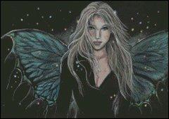 Gothic Beauty Angel