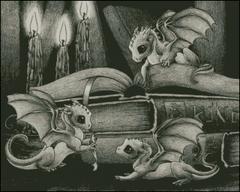 3 Baby Dragons