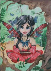 Enchanted Wood Fairy