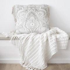 Mehendi Lotus Euro Cushion