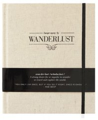 Swept Away by Wanderlust - Journal