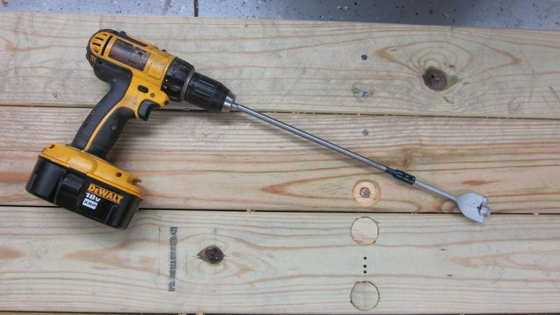 Operating Instructions | Cordless Drill Nail Puller