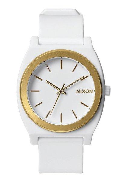 Time Teller P White/Gold Ano