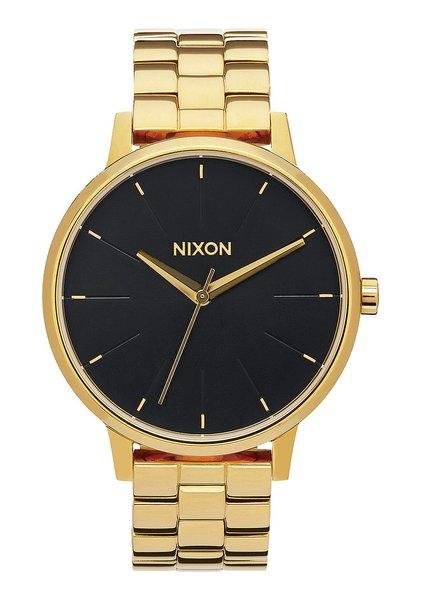 Nixon Kensington 'All Gold / Black Sunray'