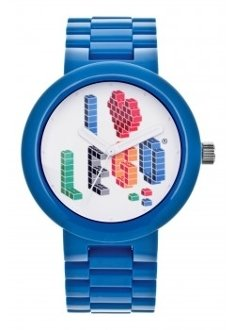 The I Love LEGO adult watch
