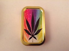 Black leaf 1oz tin