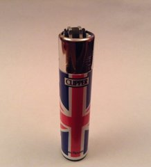 Clipper union jack