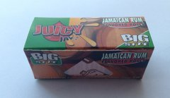 Juicy jays big size rolling paper Jamaican rum flavour