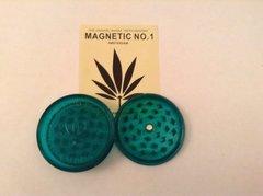 No1 shark teeth original (green) magnetic