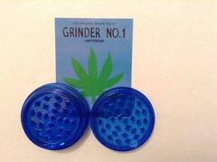 No1 shark teeth grinder (blue) non-magnetic