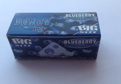 Juicy jays big size rolling paper blueberry flavour