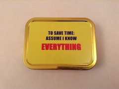 Everything 2oz tin
