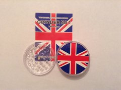 Union Jack (clear) no1 magnetic grinder