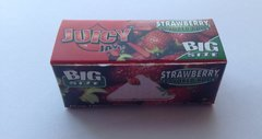 Juicy jays big size rolling paper strawberry flavour