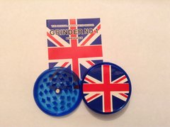 Union Jack (blue) no1 magnetic grinder
