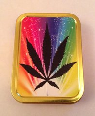 Black leaf 2oz tin