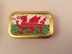 Welsh statement 2. 1oz tin