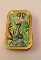Free the weed 1oz tin